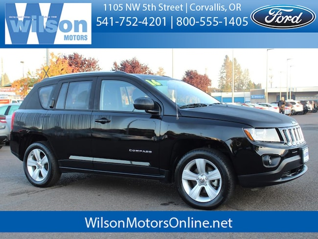 Used 2016 Jeep Compass Sport SUV in Corvallis, OR