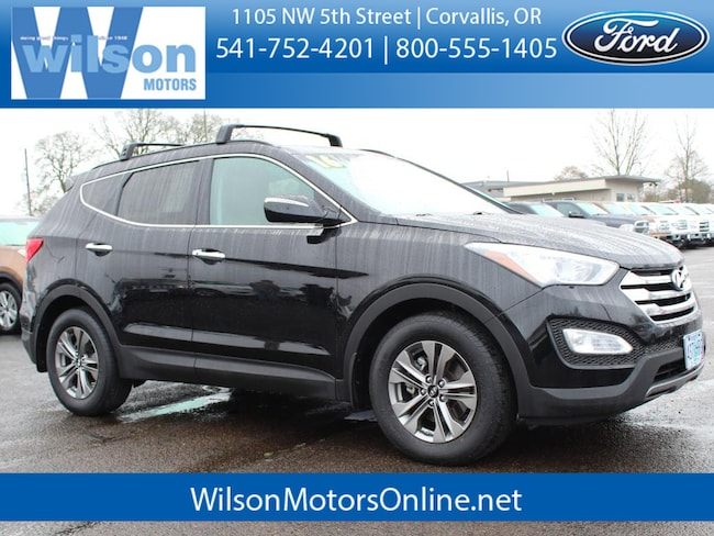 Used 2016 Hyundai Santa Fe Sport 2.4 SUV in Corvallis, OR