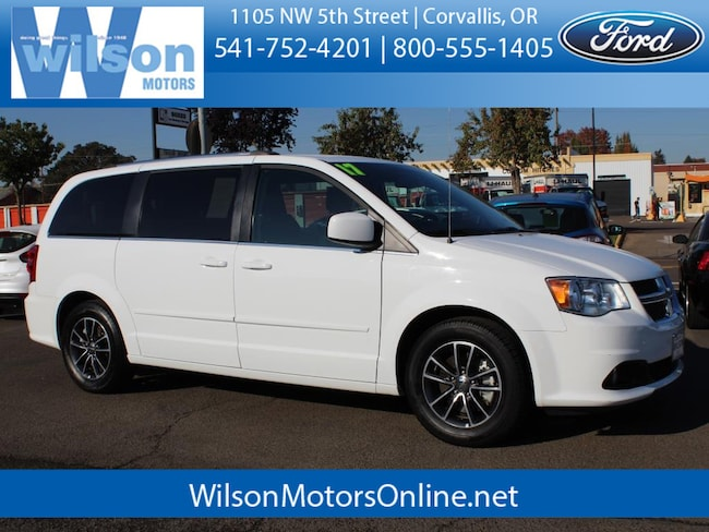 Used 2017 Dodge Grand Caravan SXT Passenger Van in Corvallis, OR