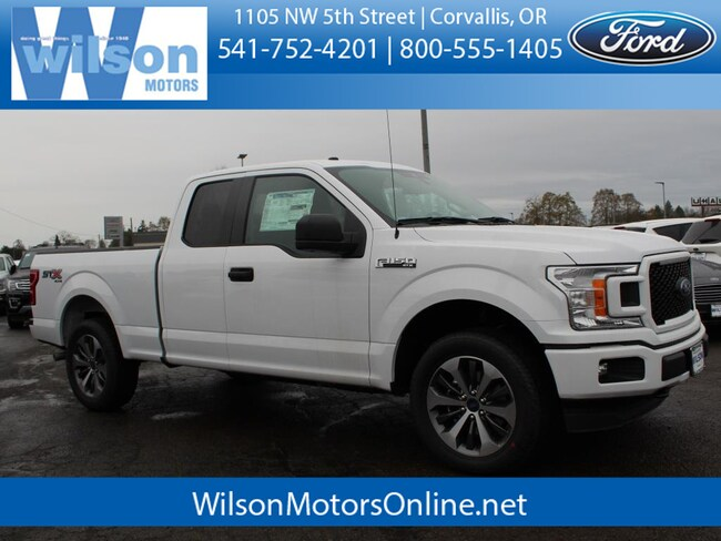 New 2019 Ford F-150 STX Truck For Sale/Lease Corvallis, OR