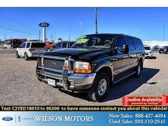 2000 Ford Excursion Limited 137 WB Limited 4WD