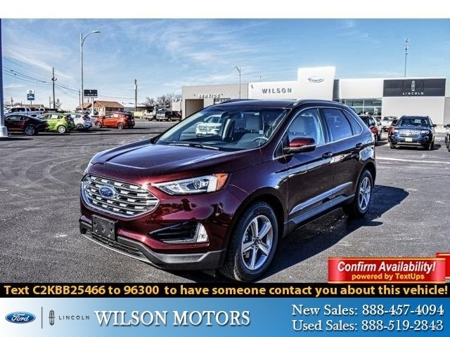 New Ford Inventory | Wilson Motors in Snyder