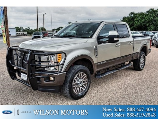 2017 Ford F-250 King Ranch Crew Cab