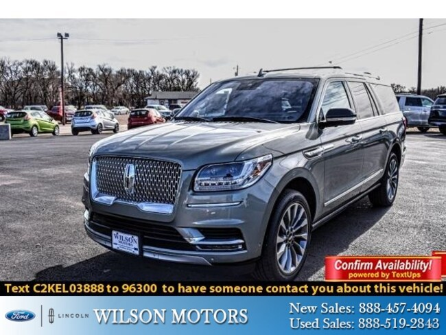 2019 Lincoln Navigator Select L SUV