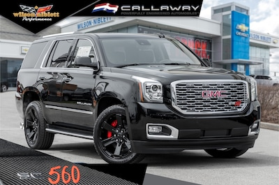 2020 GMC Yukon Callaway SC560