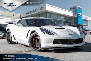 2019 Chevrolet Corvette Grand Sport | 2LT | NAV | VIDEO RECORDER | BOSE | Coupe