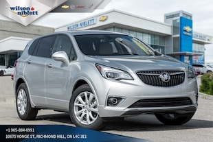 2019 Buick Envision | AWD | H.D. BACK-UP CAMERA | REMOTE START | SUV