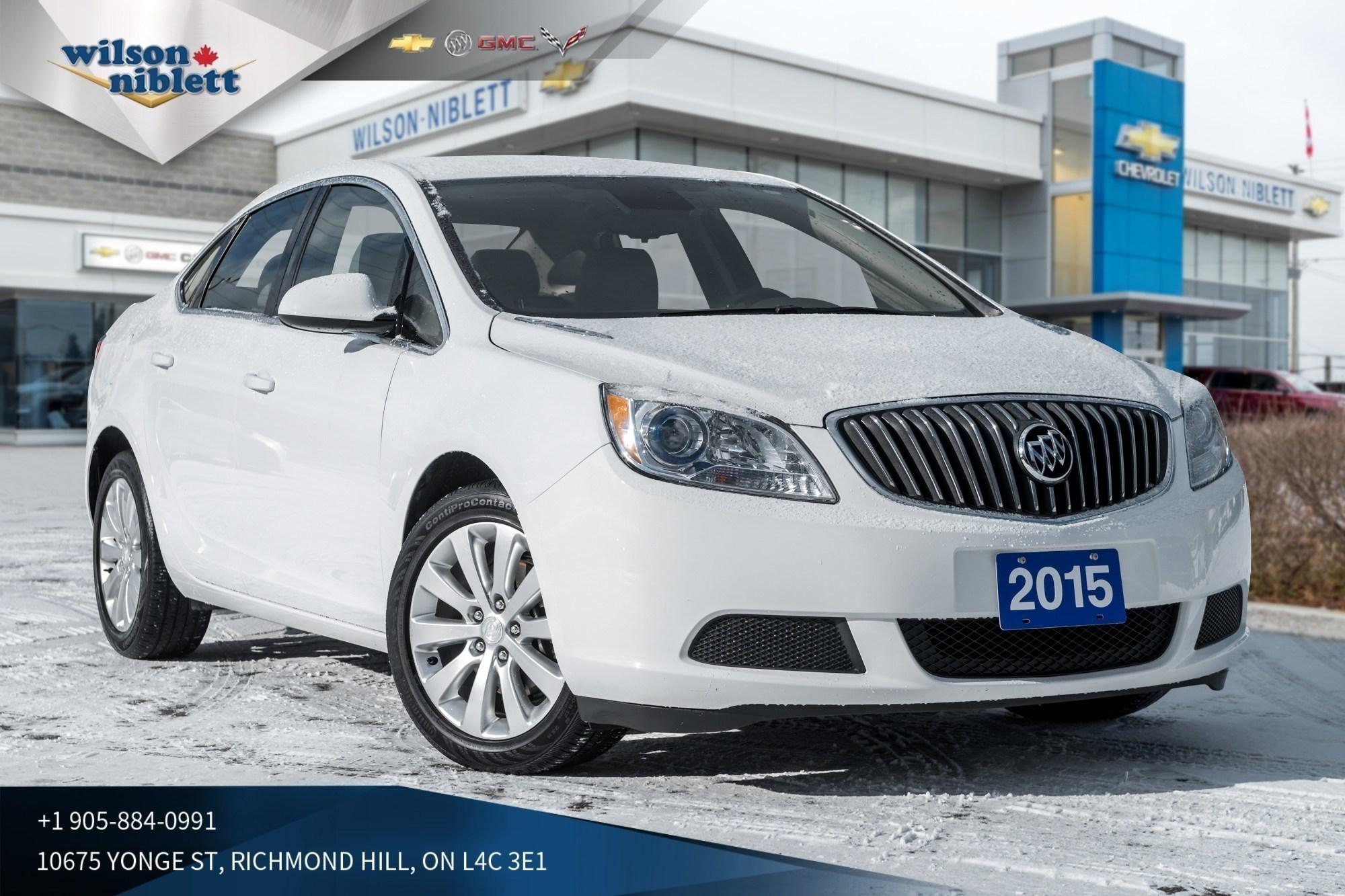 2015 Buick Verano | 4G LTE WIFI HOTSPOT CAPABLE | Sedan