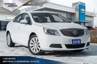 2015 Buick Verano | 4G LTE WIFI HOTSPOT CAPABLE | Sedan