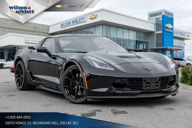 2019 Chevrolet Corvette Grand Sport | 2LT | HERITAGE PKG | COMP SEATS | Coupe