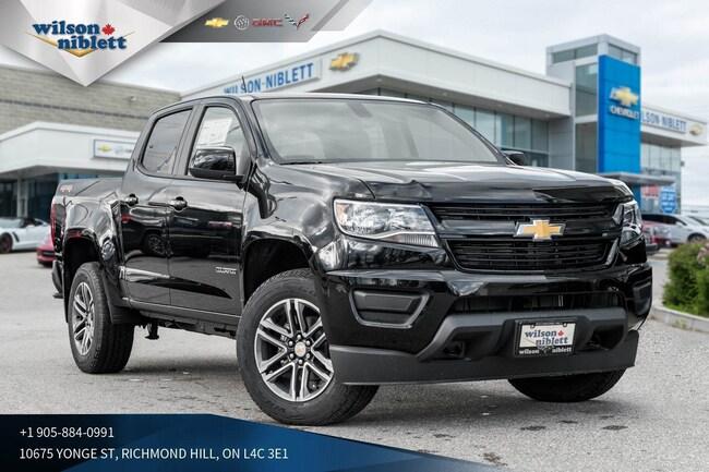 2019 Chevrolet Colorado | CUSTOM EDITION | HD. TRAILERING  | SPRAY-ON BEDL Truck