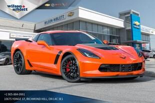 2019 Chevrolet Corvette Z06| VENTED SEATS | VIDEO RECORDER | Coupe
