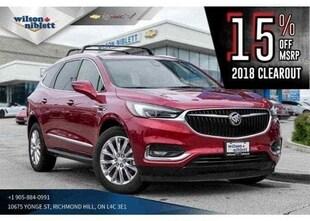2018 Buick Enclave Premium | NAV | TRAILERING | VENTED SEATS |  SUV