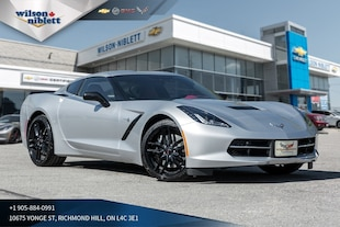 2019 Chevrolet Corvette Singray | 2LT | VIDEO RECORDER | VENTED SEATS | Coupe