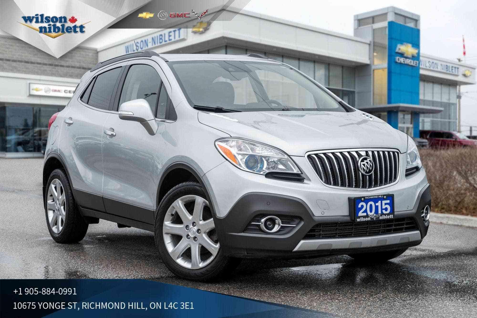 2015 Buick Encore Premium | NAVIGATION | LEATHER |  SUV