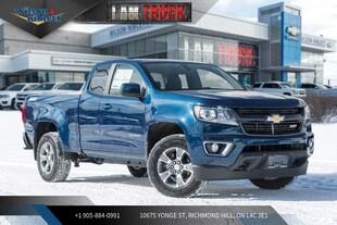 2019 Chevrolet Colorado Z71 | SPRAY-ON BEDLINER | WIRELESS CHARGING |  Truck