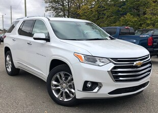 2019 Chevrolet Traverse LZ | SURROUND VISION | NAV | SUNROOF | DEMO | SUV