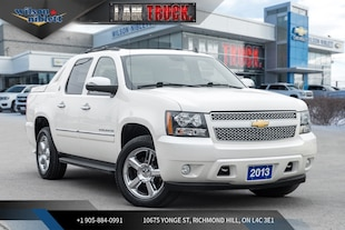 2013 Chevrolet Avalanche LTZ | COOLED SEATS | HD TRAILERING | Truck