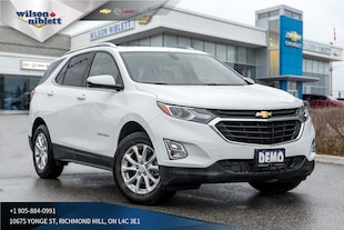2019 Chevrolet Equinox LT | DEMO | AWD | TRUE NORTH EDITION | SUV