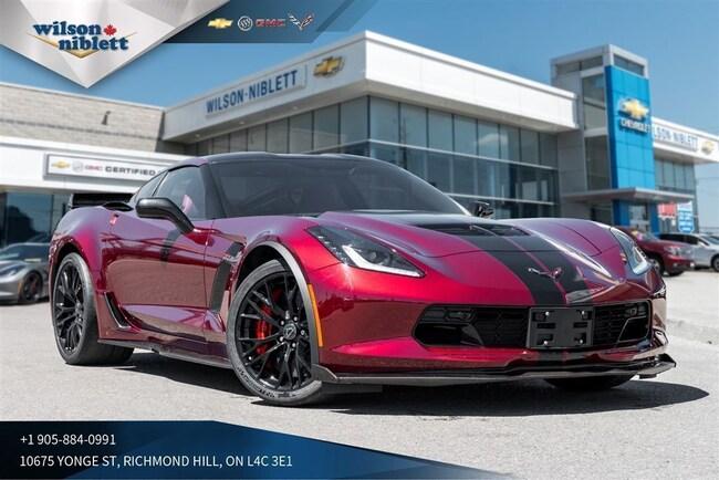 2019 Chevrolet Corvette Z06 | 2LZ | Z07 PKG | CERAMIC BRAKES | Coupe