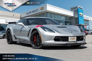 2019 Chevrolet Corvette Grand Sport | 2LT | HERITAGE PKG | G. EFFECTS | Coupe