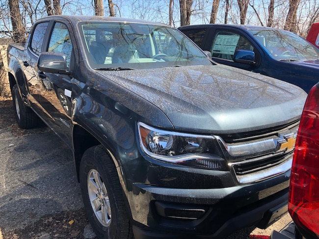 2019 Chevrolet Colorado WT | SPRAY-ON BEDLINER | BACK-UP CAMERA | Truck
