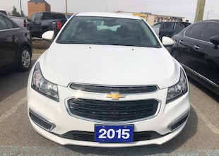 2015 Chevrolet Cruze 1LT | REMOTE START | BACK-UP CAMERA | Sedan
