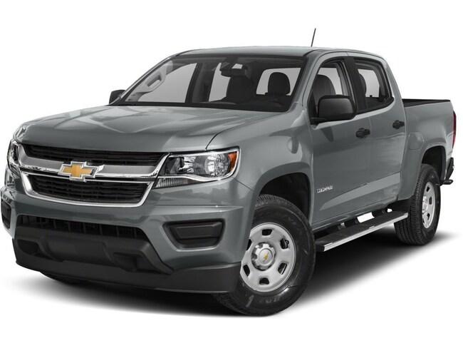 2019 Chevrolet Colorado WT   SPRAY-ON BEDLINER   HD TRAILERING PKG   Truck