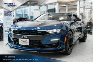 2019 Chevrolet Camaro 1SS | RECARO SEATS |VIDEO RECORDER | MAGNETIC RIDE Coupe