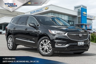 2019 Buick Enclave Avenir | DEMO | 7 PASS | SURROUND VISION | SUV