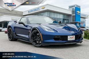 2019 Chevrolet Corvette Grand Sport | 2LT | HERITAGE PKG | VENTED SEATS | Coupe