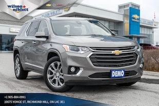 2019 Chevrolet Traverse Premier | DEMO | SURROUND VISION | NAV | SUNROOF | SUV