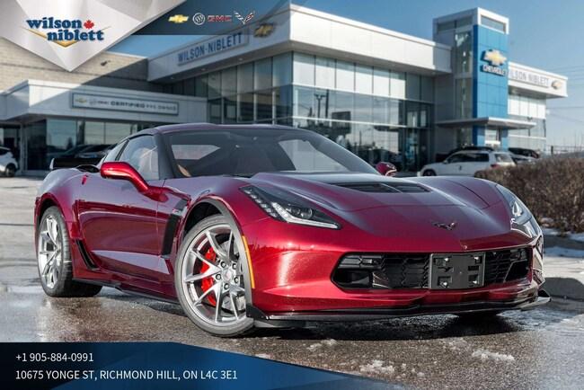 2019 Chevrolet Corvette Z06 | 3LZ | CARBON FIBRE WEAVE HOOD | VIDEO | Coupe