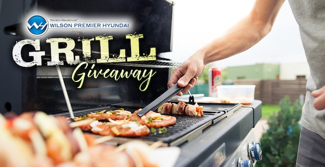 Wilson Premier Hyundai grill giveaway contest