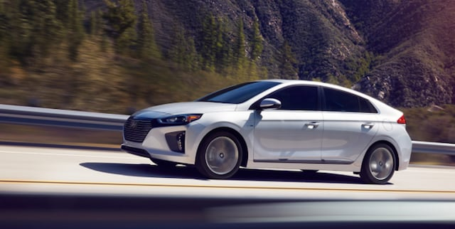 Used Hyundai Ioniq Hybrid available near Jackson MS