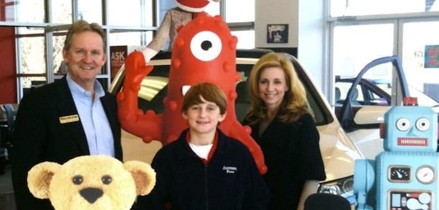 Wilson Premier Hyundai community involvement