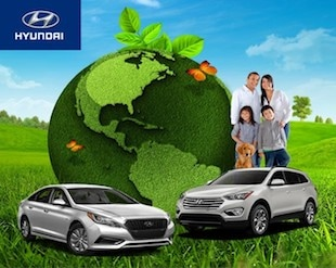 Wilson Premier Hyundai Earth Day event