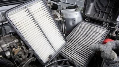 New Cabin Air Filter with Free Installation