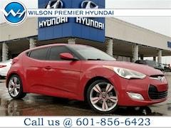 2013 Hyundai Veloster Base w/Gray Hatchback