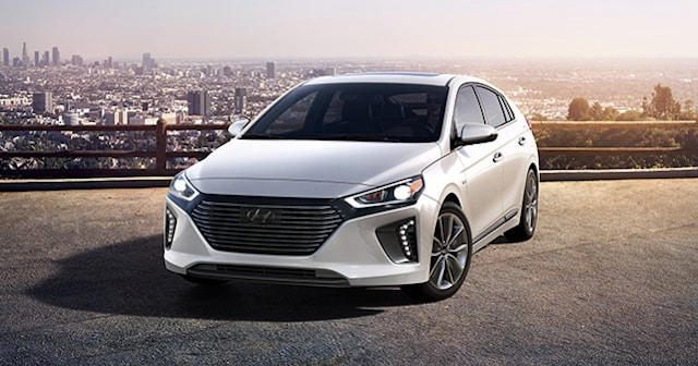 2017 Hyundai Ioniq Hybrid available near Jackson MS