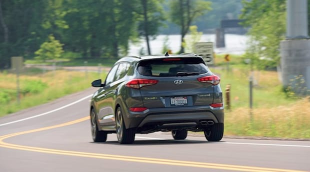 Jackson MS area 2017 Hyundai Tucson offers