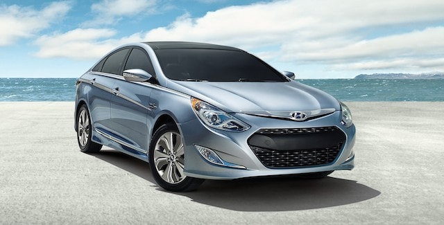 Used Hyundai Sonata Hybrid for sale near Jackson MS