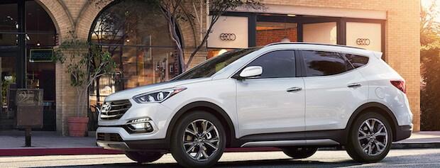 2017 Hyundai Santa Fe Sport for sale near Jackson