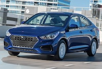 2018 Hyundai Accent near Jackson MS