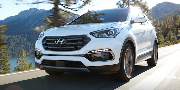 2017 Hyundai Santa Fe Sport available near Jackson MS