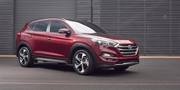 2017 Hyundai Tucson available near Jackson MS