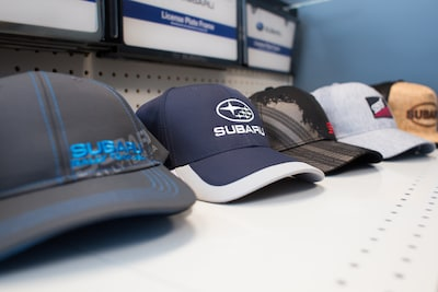 Close out sale: 20% Off all in-stock Subaru Gear