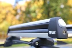 10-15% off Thule snowboard or ski attachments