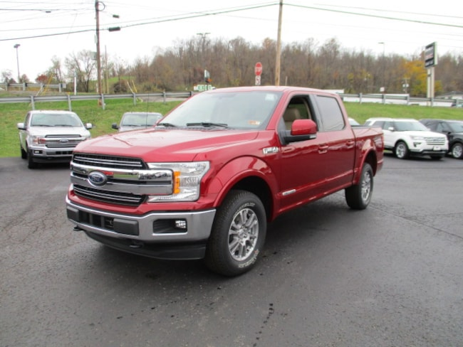 New Ford 2018 Ford F-150 Lariat Truck SuperCrew Cab for sale in Whitehall WV