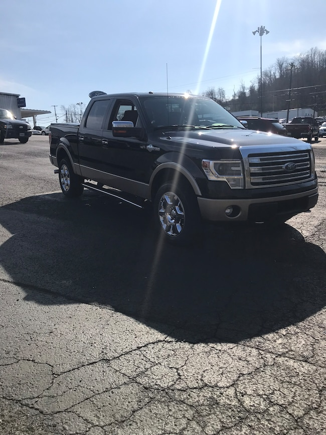 Used 2014 Ford F-150 King Ranch Crew Cab for sale in Whitehall WV